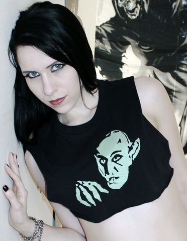 nosferatu goth vampire crop gothic horror alternative