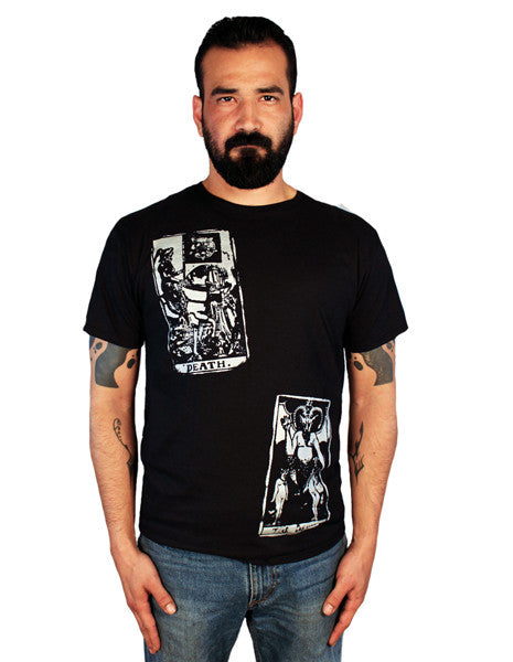 Death & Devil Tarot T-Shirt