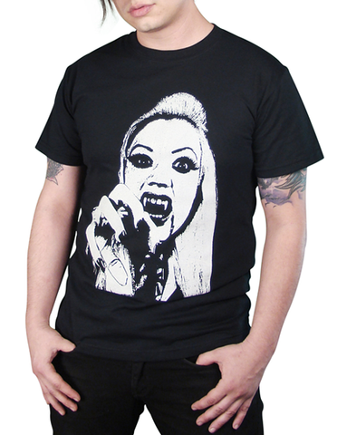 vampire shirt goth horror alternative