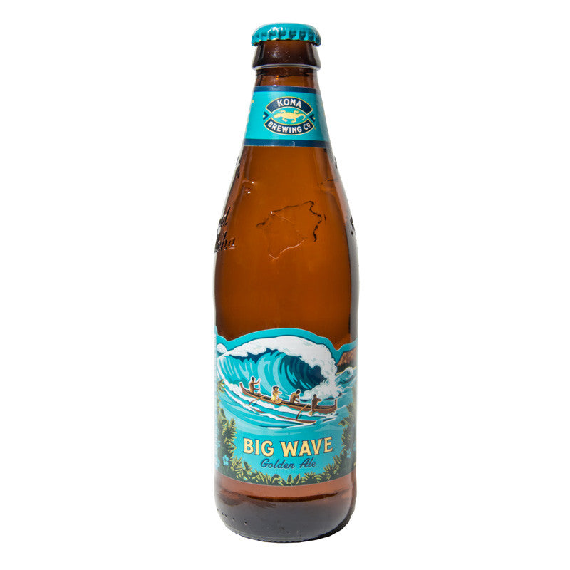 Big Wave, USA Golden Ale, 4.4% CAN - The Epicurean