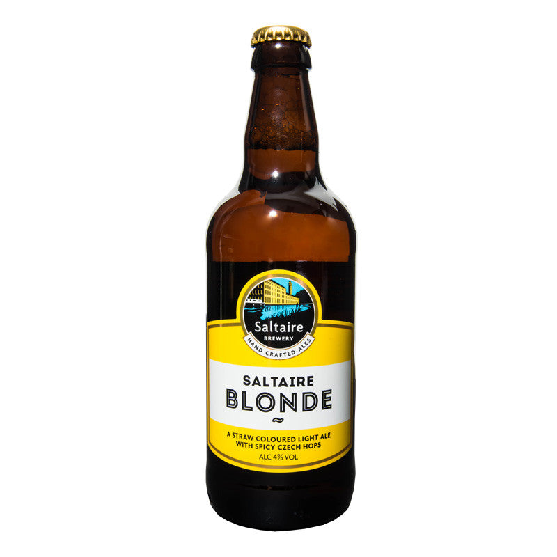 Blonde, British Light Ale, 4% - The Epicurean