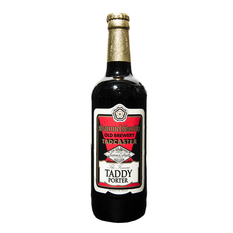Taddy Porter British Porter Samuel Smiths Bottle