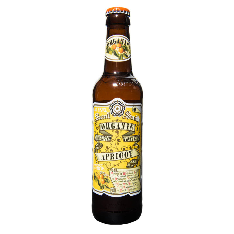 Apricot Fruit Beer, British Fruit Beer, 5.1% - The Epicurean