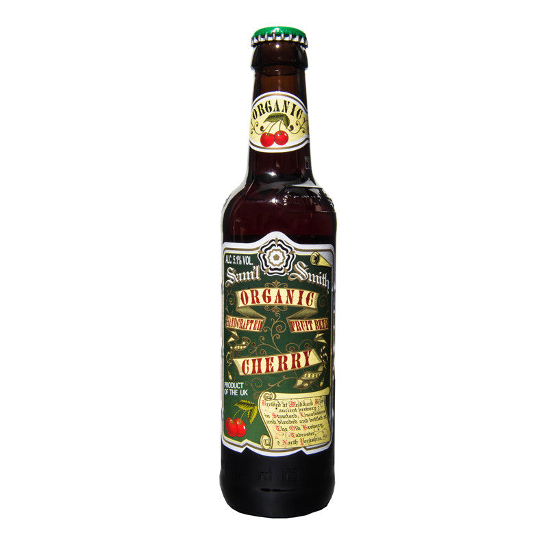 Cherry Fruit Beer, British Fruit Beer, 5.1% - The Epicurean