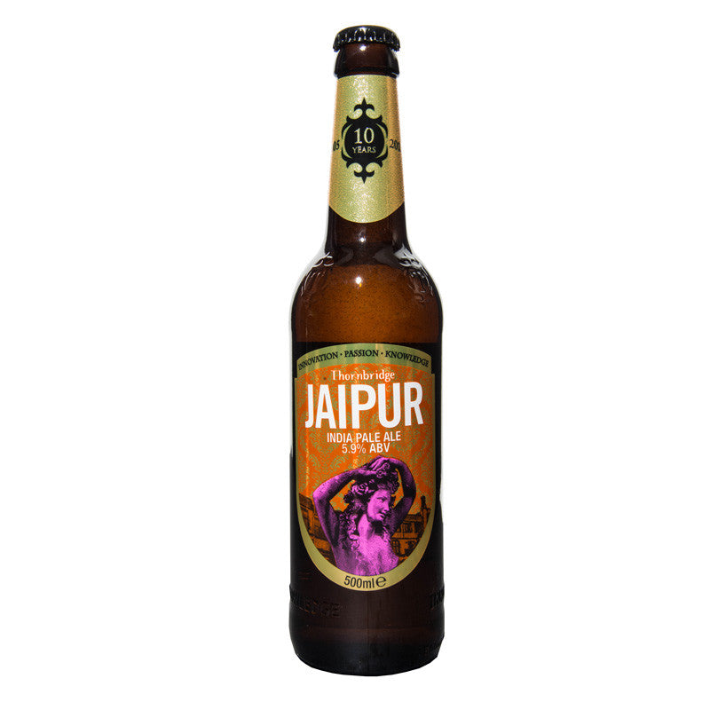 Jaipur British IPA Thornbridge Bottle