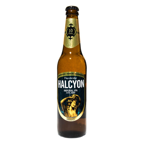 Halcyon, British Imperial IPA, 7.4%