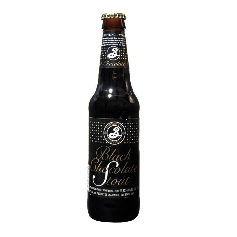 Black Chocolate Stout, USA Stout, 10% - The Epicurean