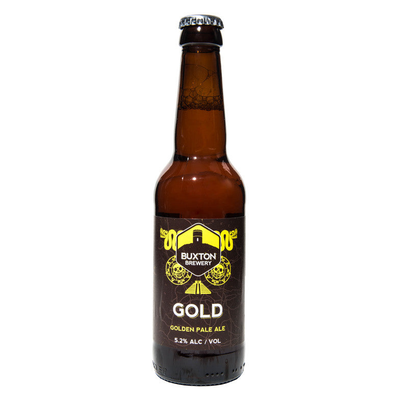 Gold, British Golden Pale Ale, 5.2% - The Epicurean