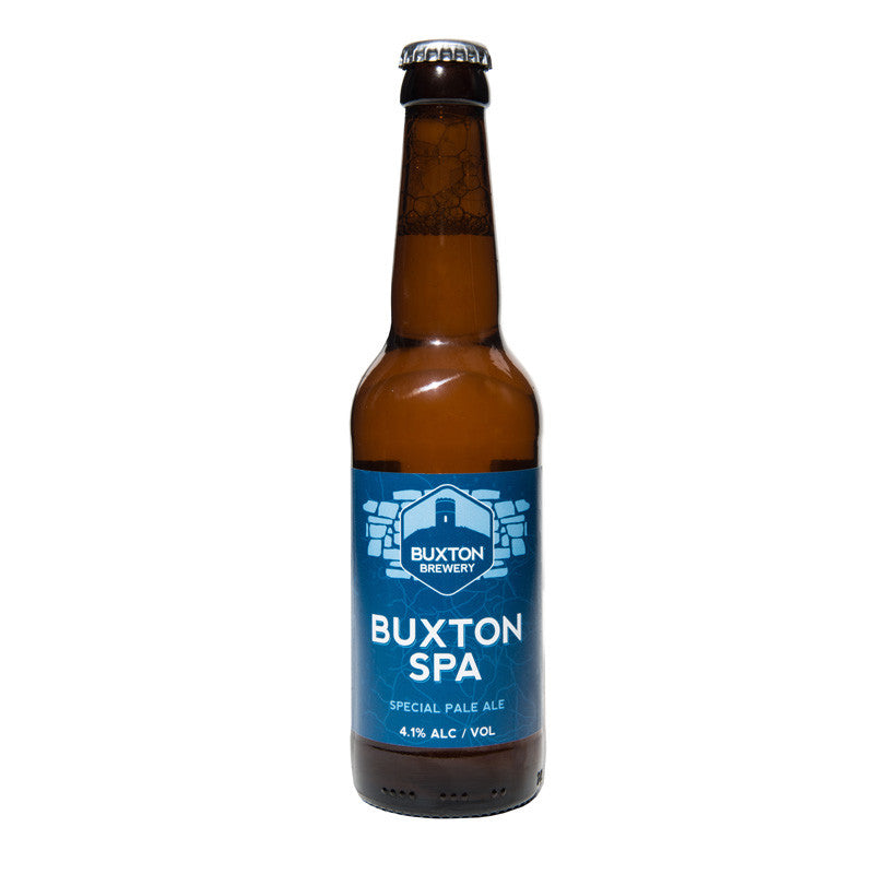 Buxton Spa British Special Pale Ale Buxton Bottle