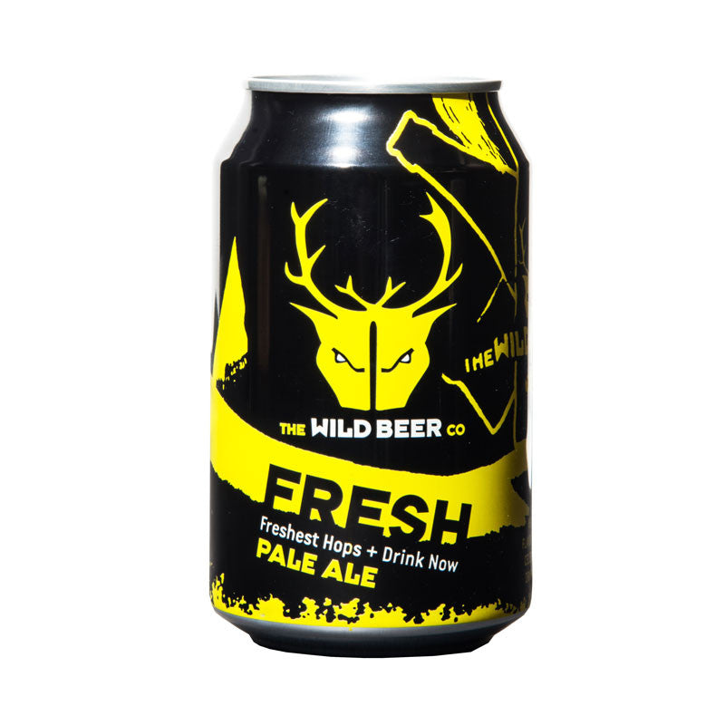 Fresh British Pale Ale Wild Beer Can