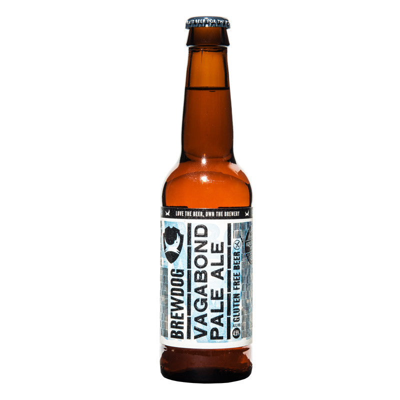 Vagabond, Gluten Free Pale Ale, 4.5% - The Epicurean