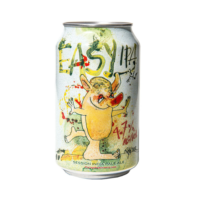 Flying Dog, Easy IPA, USA Pale Ale, 4.7% - The Epicurean