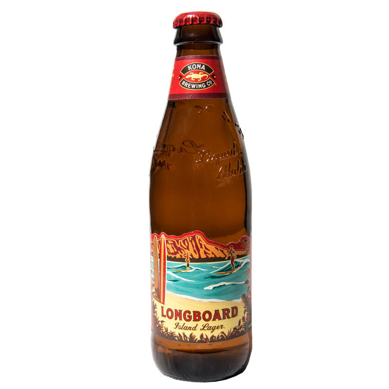 Longboard, USA Lager, 4.6% - The Epicurean