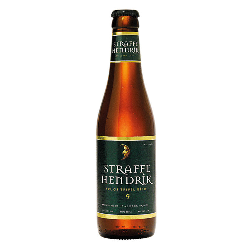 Straffe Hendrik, Belgian Triple, 9% - The Epicurean