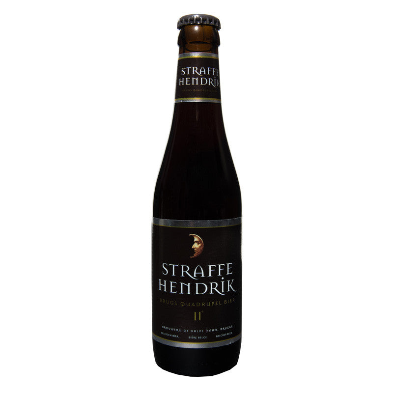Straffe Hendrik, Belgian Quadruple, 11% - The Epicurean