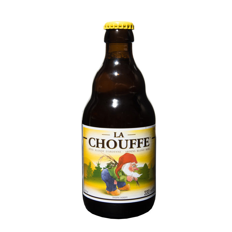 La Chouffe, Belgian Blonde Ale, 8% - The Epicurean