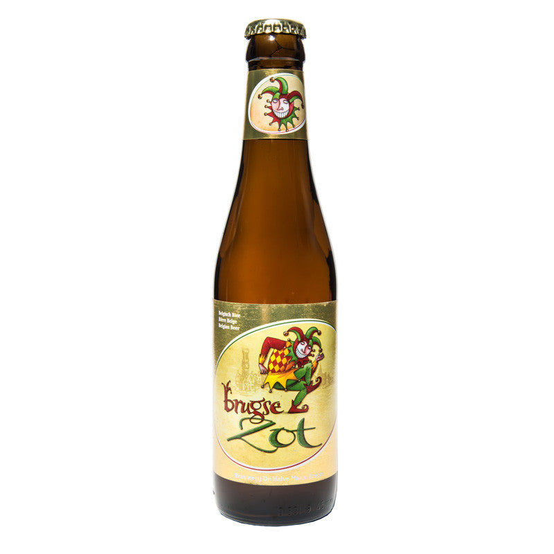 Bruges Zot, Belgian Blonde Ale, 6% - The Epicurean