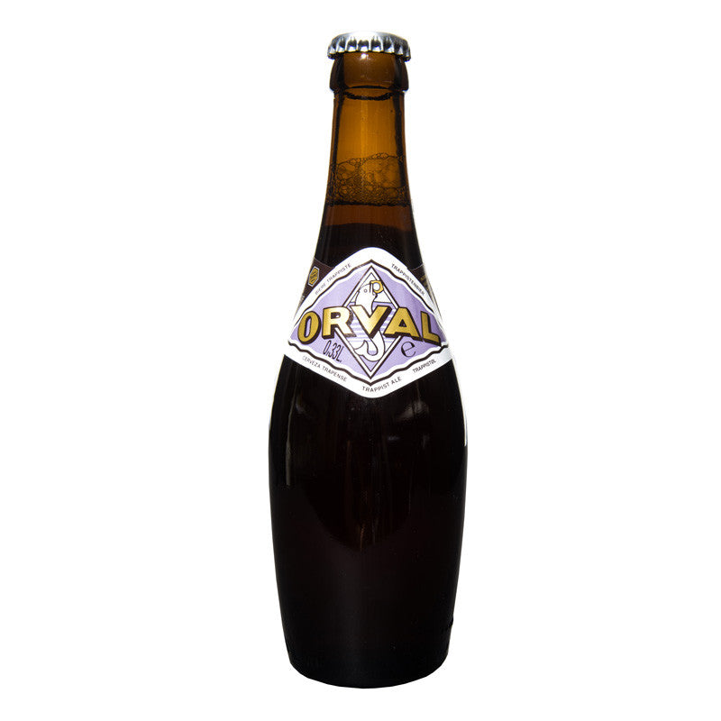 Orval, Belgian Belgian Pale, 6.2% - The Epicurean