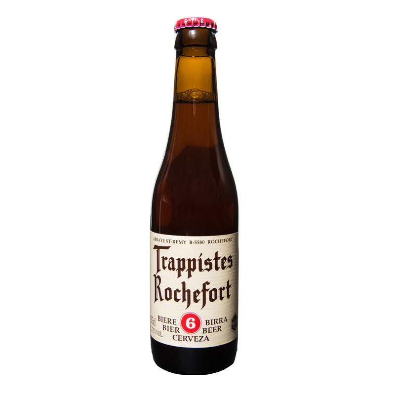 Rochefort 6, Belgian Belgian Brown, 7.5% - The Epicurean