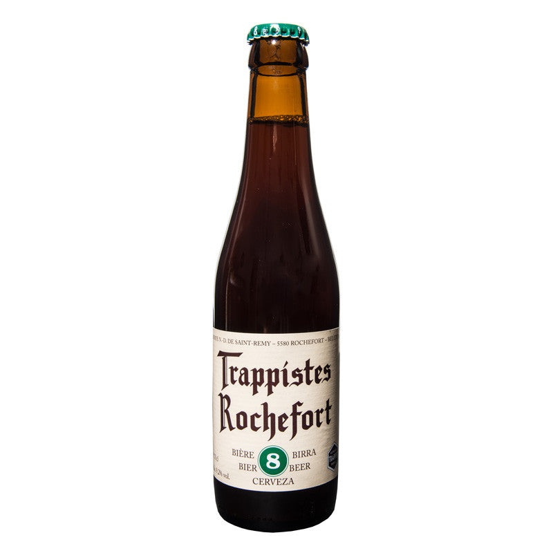 Rochefort 8 , Belgian Belgian Brown, 9.2% - The Epicurean