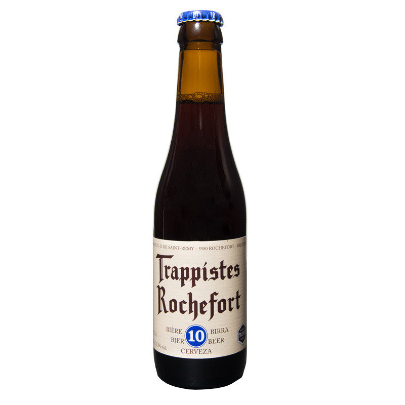 Rochefort 10, Belgian Belgian Dark Ale, 11.3% - The Epicurean