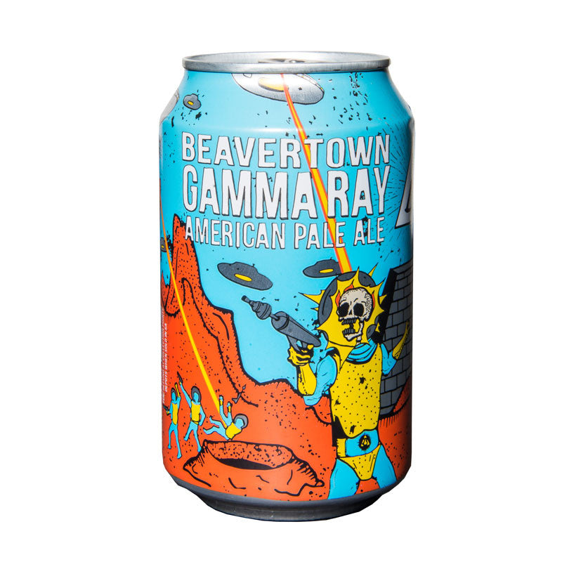 Gamma Ray British American Pale Ale Beavertown Can