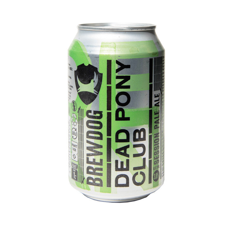 Dead Pony , British Pale Ale, 3.8% - The Epicurean
