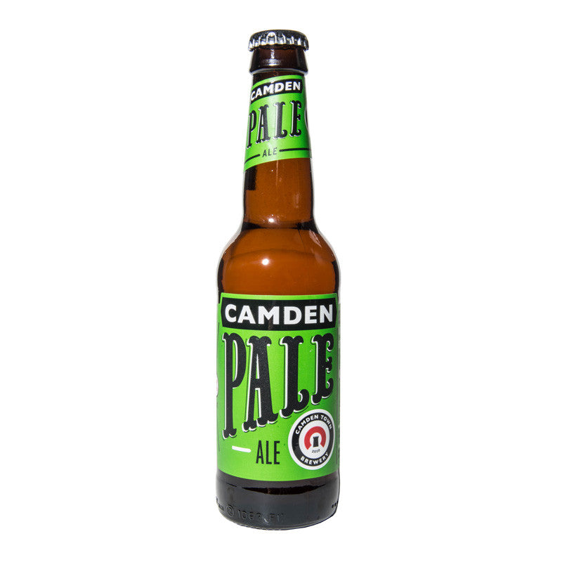 Camden Pale, British Pale Ale, 4% - The Epicurean