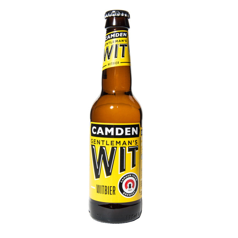 Gentleman's Wit, British Wit Bier, 4.3% - The Epicurean