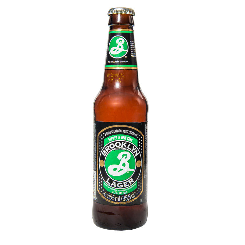 Brooklyn, Lager, USA Lager, 5.2% - The Epicurean