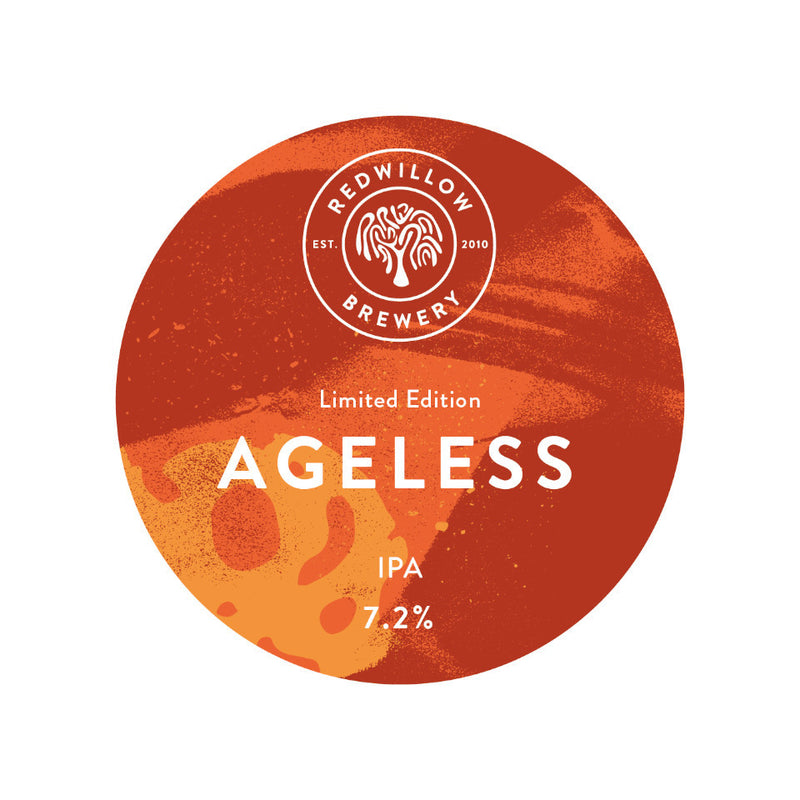 RedWillow, Ageless, IPA, 7.2%, 440ml - The Epicurean
