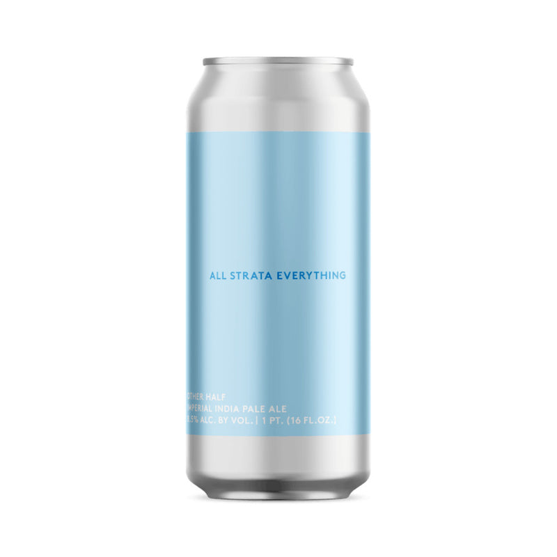 Other Half, All Strata Everything, DIPA, 8.5%, 473ml