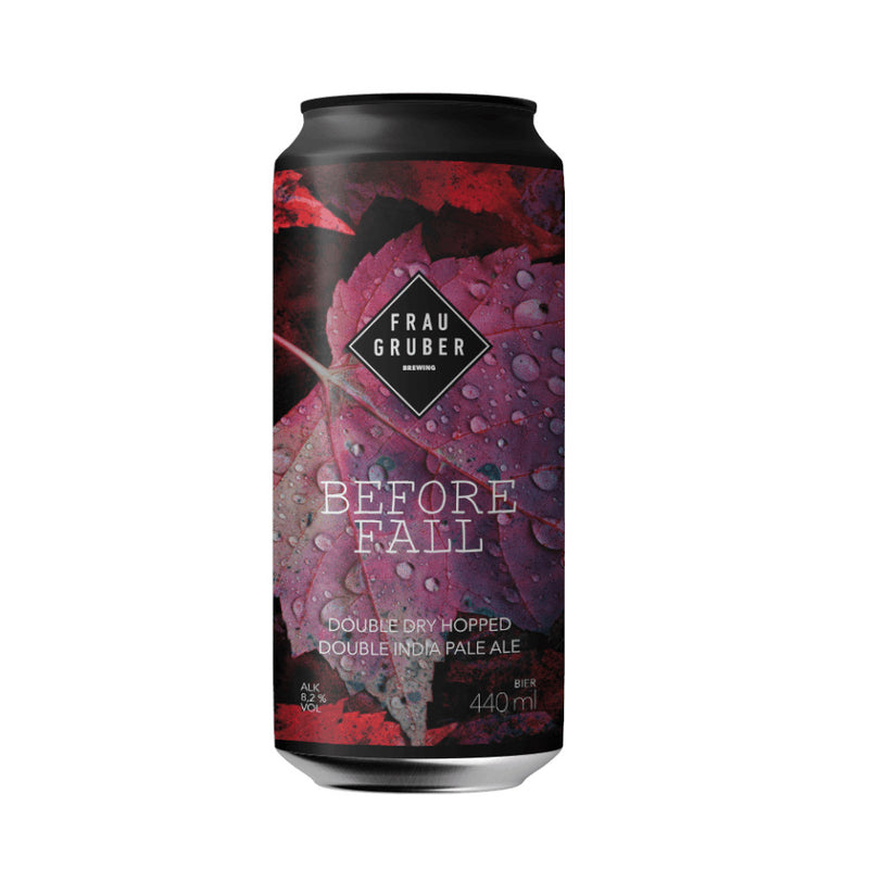 Frau Gruber, Before Fall, DIPA, 8.2%, 440ml