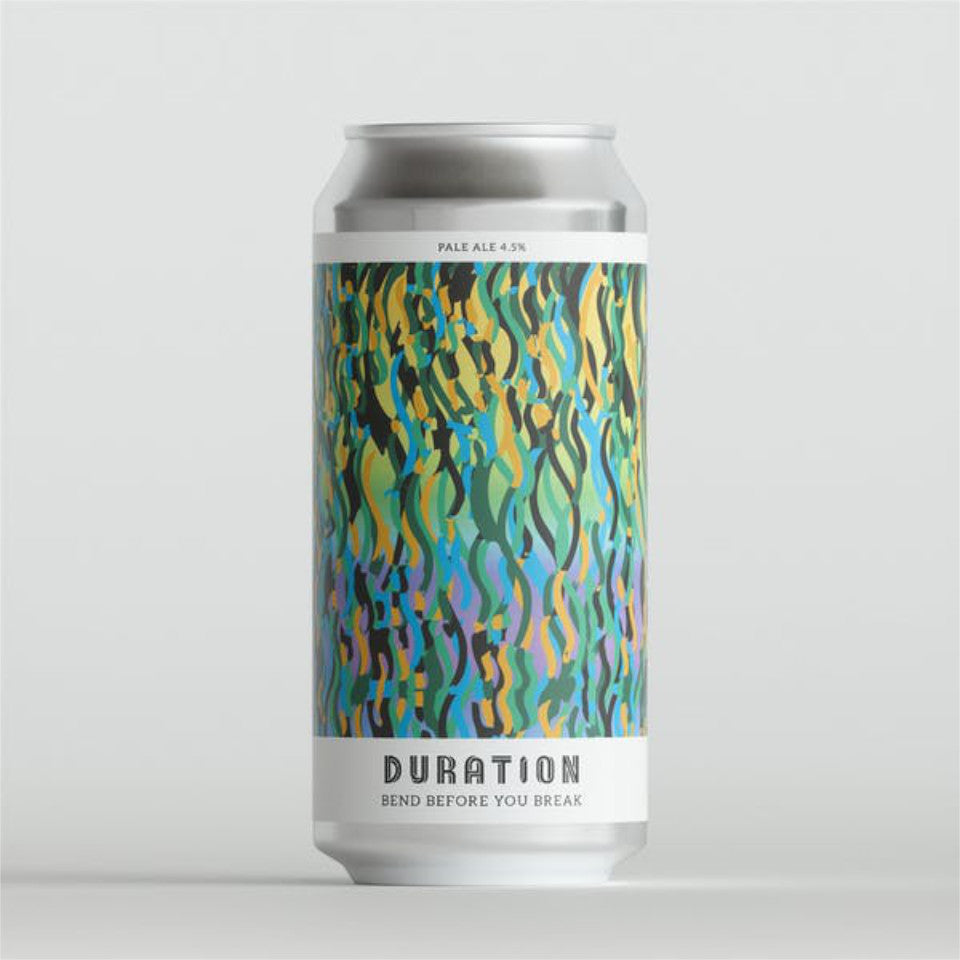 Duration Brewing, Bend Before You Break, Pale Ale, 4.5%, 440ml - The Epicurean
