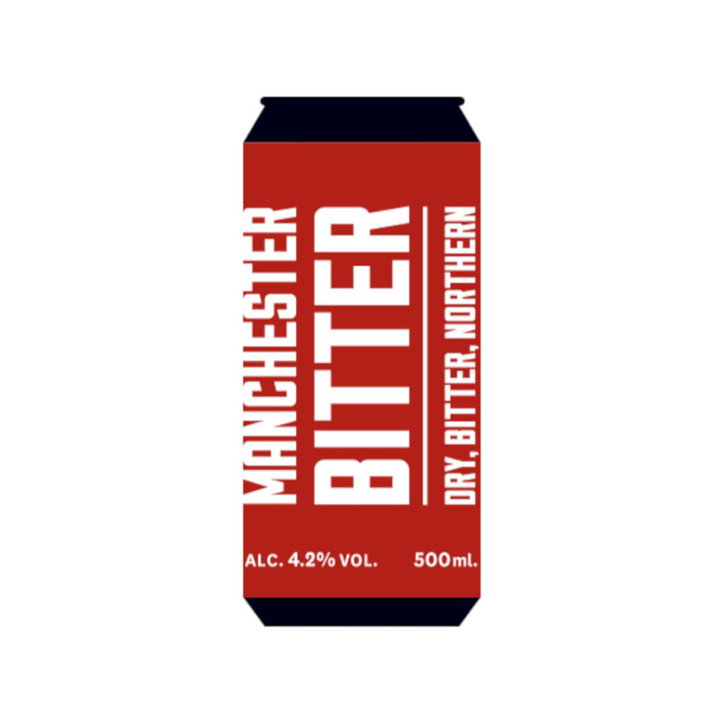 Marble, Manchester Bitter, 4.2%, 500ml - The Epicurean