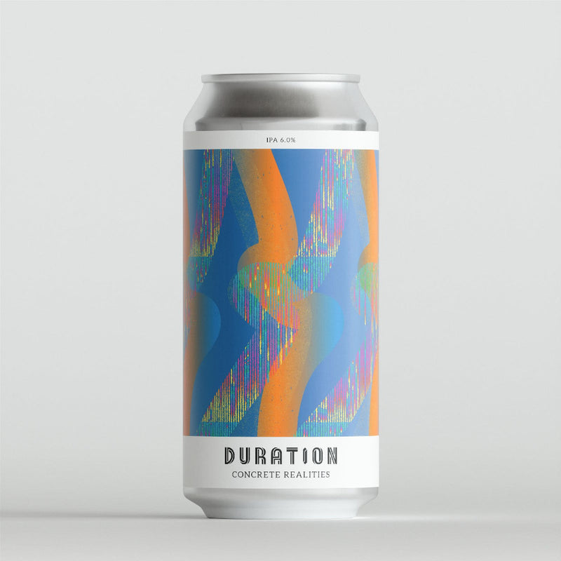 Duration Brewing, Concrete Realities, IPA, 6.0%, 440ml