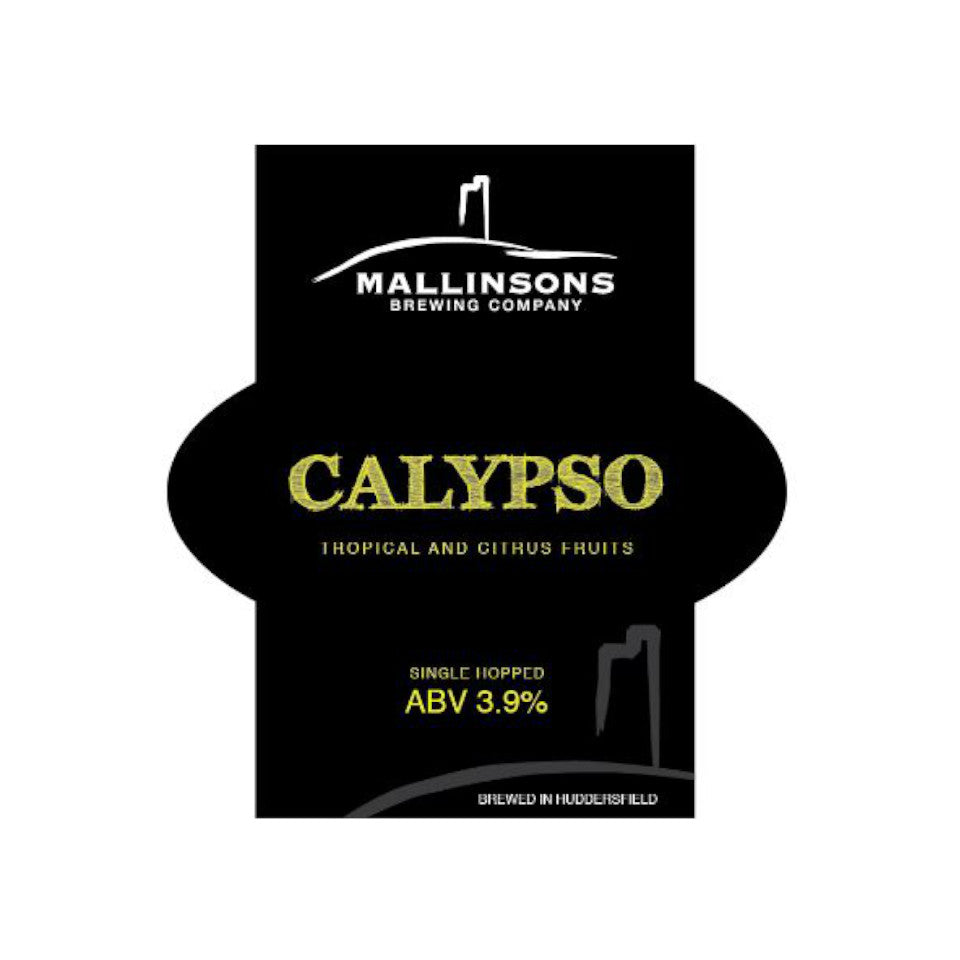 Mallinsons, Calypso, Single Hopped Pale Ale, 4.0%, 500ml - The Epicurean