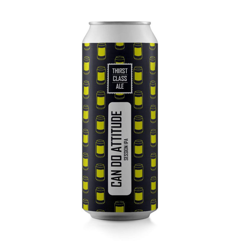 Thirst Class, Can Do Attitude, Session IPA, 3.5%, 440ml
