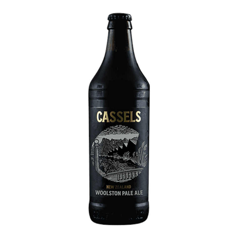 Cassels, Woolston Pale, Pale Ale, 4.5%, 328ml - The Epicurean
