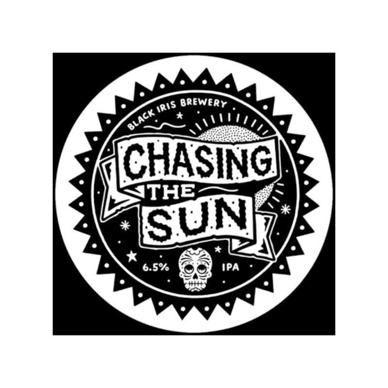 Black Iris Brewing, Chasing The Sun, IPA, 6.5%, 440ml - The Epicurean