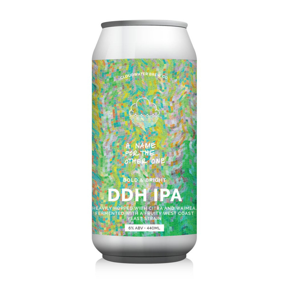 Cloudwater, A Name For The Other One, DDH IPA, 6.0%, 440ml