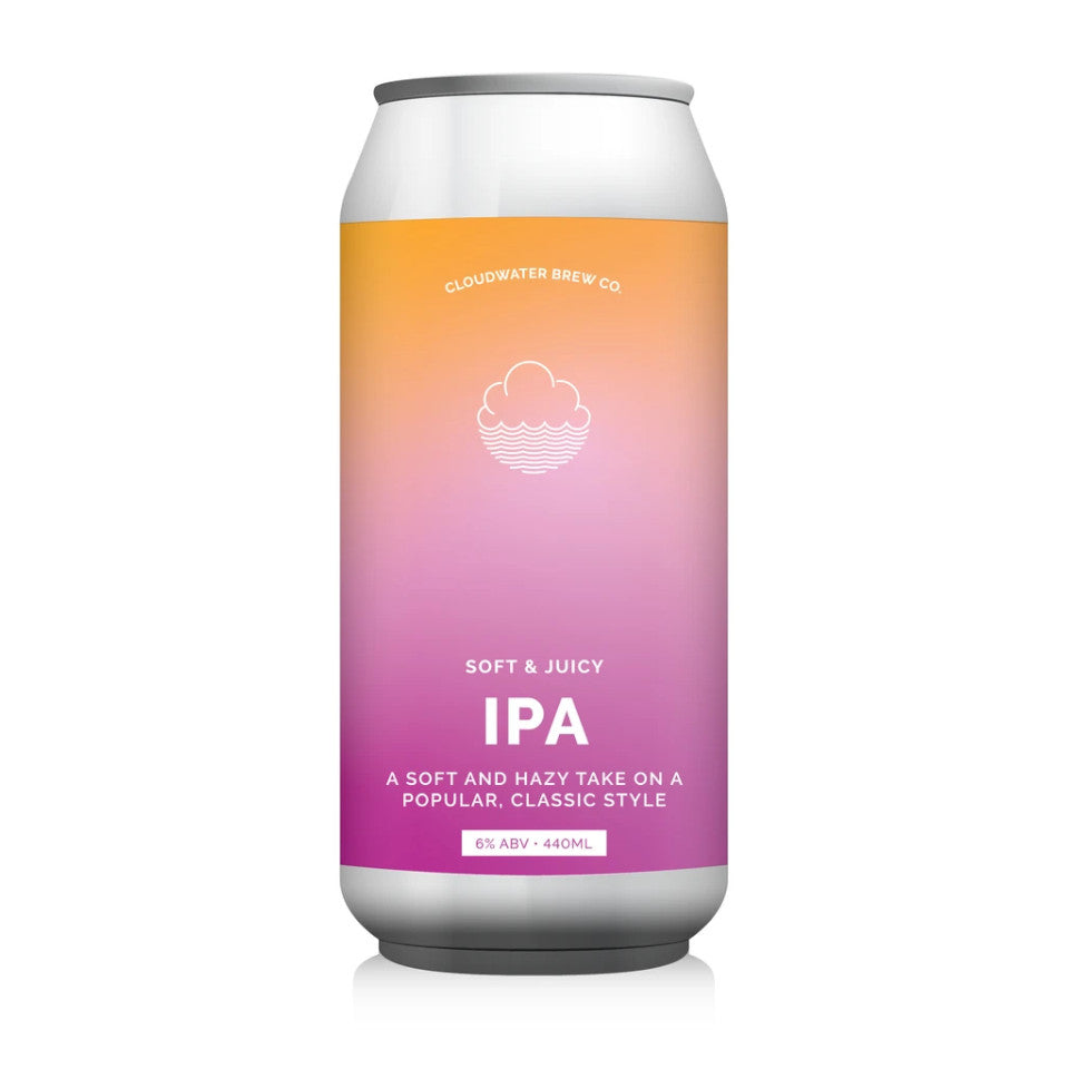 Cloudwater, IPA, 6.5%, 440ml - The Epicurean