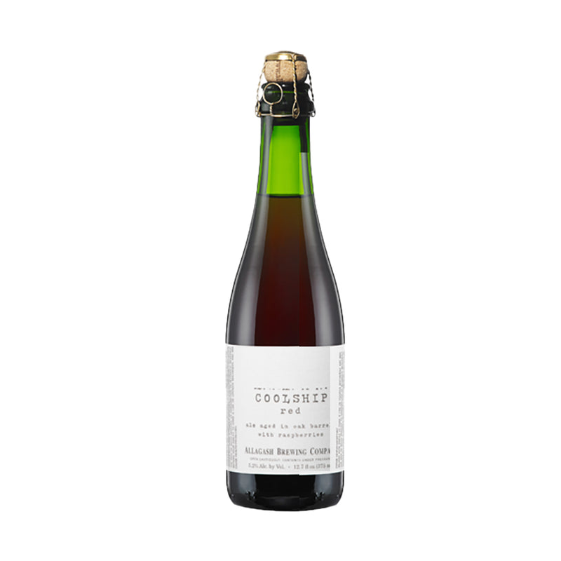 Allagash, Coolship Red, Sour, 6.2%, 375ml