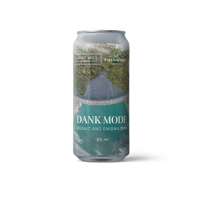 Burnt Mill, Dank Mode, DIPA, 8.0%, 440ml - The Epicurean
