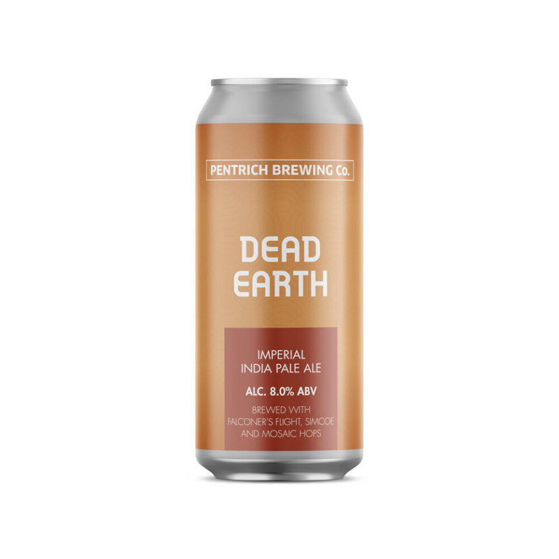 Pentrich Brewing Co, Dead Earth, Imperial IPA, 8.0%, 440ml