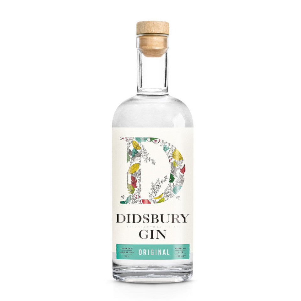Didsbury Gin Original, 40%, 70cl - The Epicurean