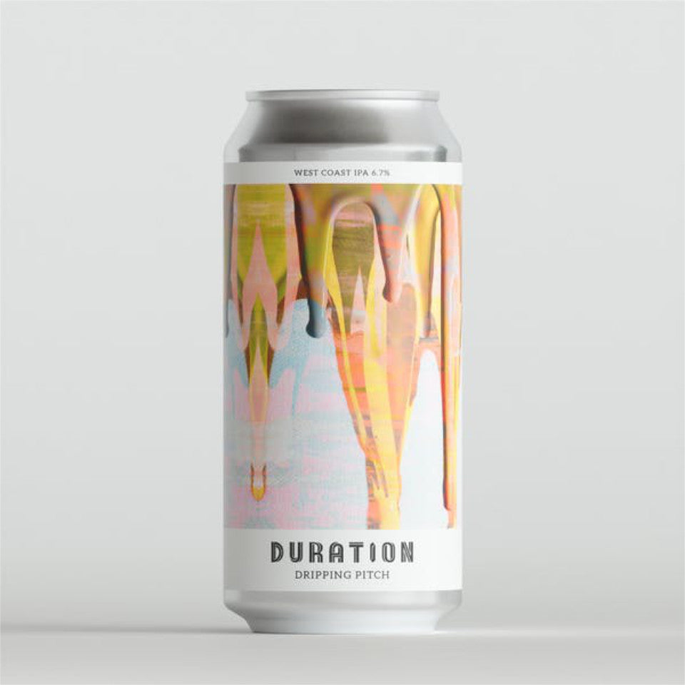 Duration Brewing, Dripping Pitch, IPA, 6.7%, 440ml - The Epicurean