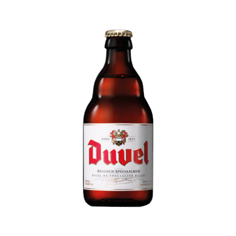 Duvel, Belgian Blonde Ale, 8.5%, 330ml - The Epicurean