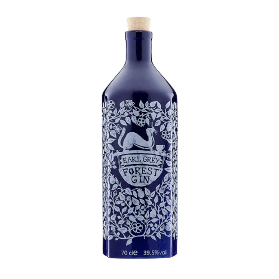 Forest Gin, Earl Grey Forest Gin, 39.5%, 70cl - The Epicurean