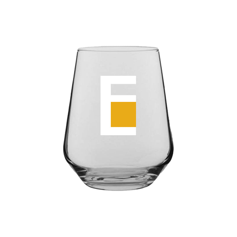 The Epicurean People Branded Allegra Craft Beer Glass